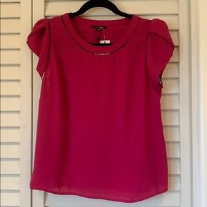 Pretty Fuchsia Top from Stitch Fix